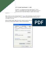 Installation Guide Opencv