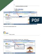 Guide d'Utilisation de La E-disa Version Aout 2014