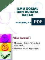 ISBD (Ibu Syifa)