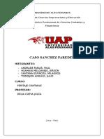 Peritaje - Caso Sanchez