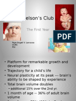 Nelsons 1st Yr Ppt