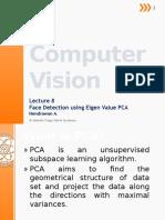 08 - Face Detection Using Eigen Value PCA