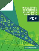 Indicadores Resíduos Mato Grosso do Sul