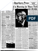 Check out this issue of the Dearborn Press from April 10, 1947.