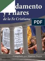 Fundamento Y Pilares de La Fe Cristiana
