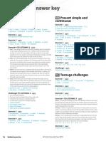 Pre-Intermediate Workbook Key