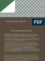 Los Teléfono Móviles