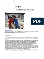 The Sad Math of Aid in Haiti
