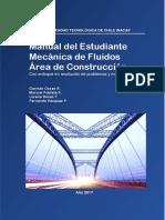 Manual Estudiante - Mecanica de Fluidos