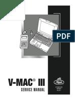 V-MAC III Diagnostic Equipment Service Manual.pdf