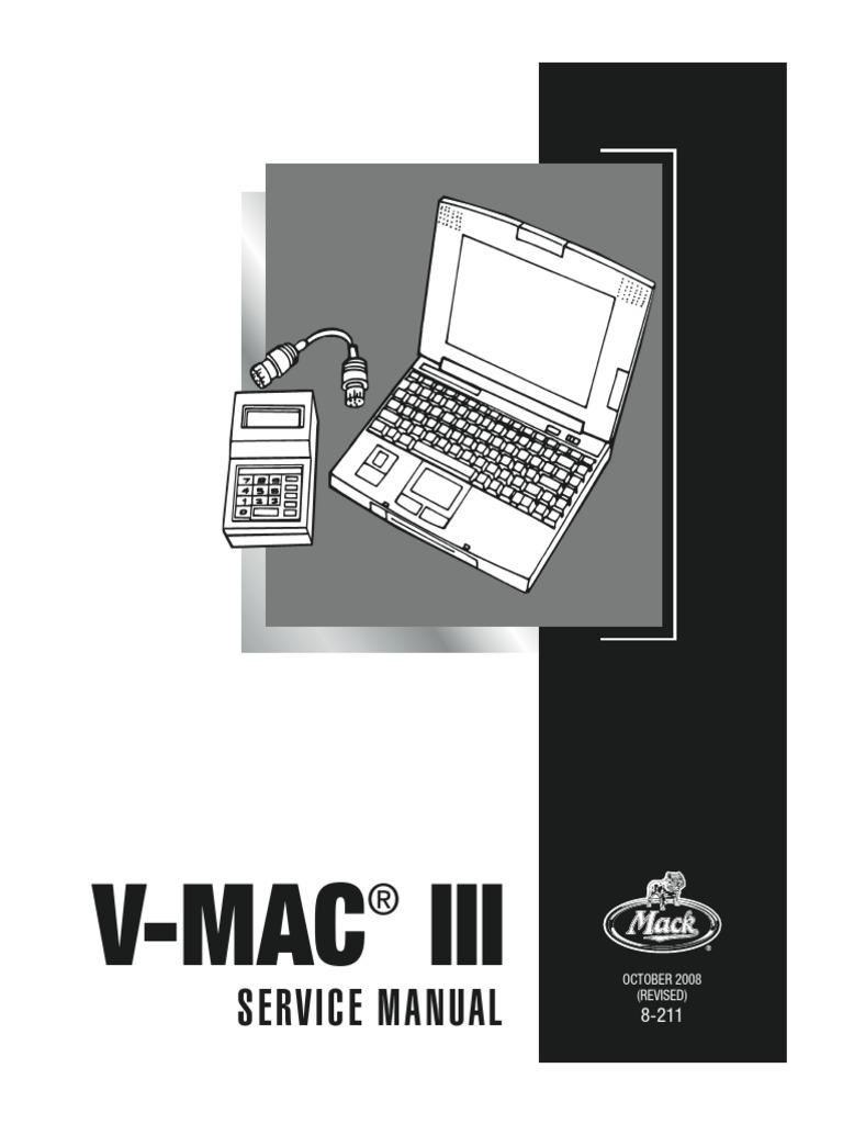 Mack Vision Wiring Diagram on