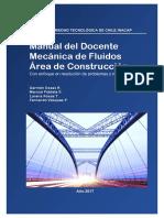 Manual Docente - Mecanica de Fluidos