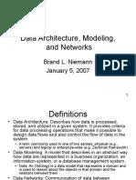 Epa Data Architecture 01052007