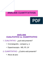 Analisis Cuantitativo CG