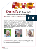Dornsifedialogues 2017 April