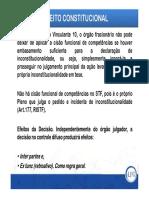 Material - Controle Difuso de Constitucionalidade - Nathalia Masson - IV.