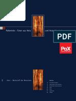 PaX Tueren Holz Alu Katalog Blaetter Online 150 Dpi 2017-04-04