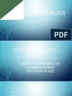 Vedic Multiplier