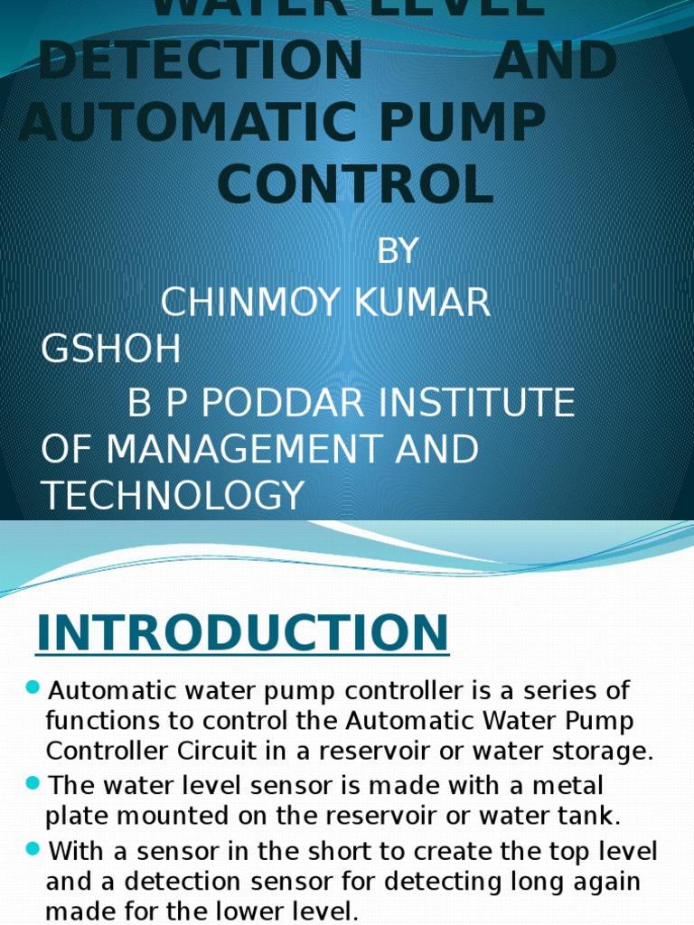 Hello Liquid Crystal Display Arduino Reservoir Pump Controller