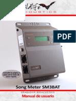 Sm3bat User Guide Es