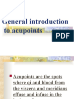 (10) General Introduction to Acupoints