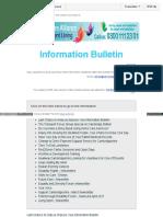 Info Bulletin 06.04.17
