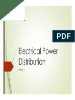 Egyptian Distribution Scheme