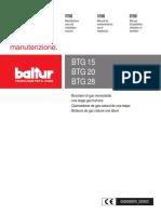Manual Calderin Btg 15-20-28