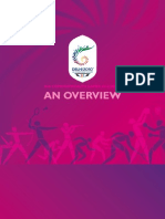 Cwg Overview Booklet