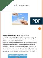 Regularização Fundiária.pptx Aula