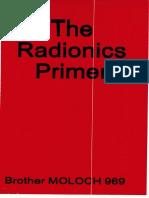 Radionic Primer - Brother Moloch