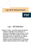 21734343 Lay Off Retrenchment