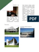 Arsitek Dan Karyanya