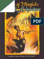 Mage - The Ascension - Tales of Magick - Dark Adventure.pdf