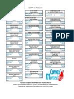 listaprecios COMEX.pdf