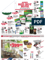 Seright's Ace Hardware April 2017 Red Hot Buys