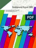 World Development Report 1989
