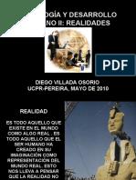 Pedagogia y Desarrollo Humano Real Ida Des