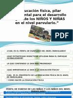 JORNADA EDUCACION FISICA
