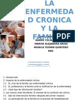 El Ciclo de La Familia Con Enfermedad Crónica