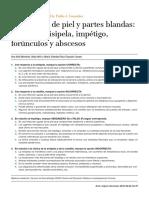 64Forum de Residentes-Infecciones de Piel y Partes Blandas