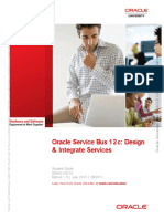 Oracle Service Bus 12c - Design and Integration Service (Student Guide)