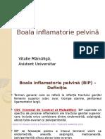 Boala Inflamatorie Pelvină Mamaliga 1
