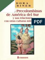 KRINER, D. - Danzas Precolombinas de América Del Sur