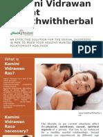Kamini Vidrawan Ras Healthwithherbal