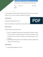 Coloquio de Matemática II