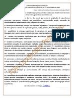 Artigo 9 Resolução CNE 5