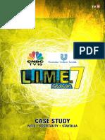 LIME 7 Case Study Steyzilla