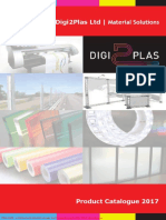 Digi2Plas Ltd Product Catalogue 2017