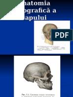 Anatomia Topografica a Capului